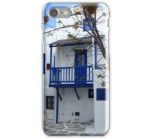 Picture Perfect Mykonos iPhone Case/Skin
