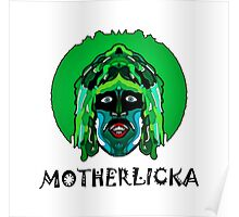 Mighty Boosh - Old Gregg Motherlicka Poster