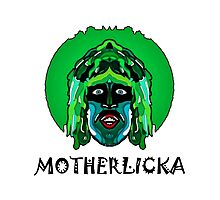 Mighty Boosh - Old Gregg Motherlicka Photographic Print