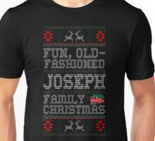 Fun Old Fashioned Joseph Family Christmas Ugly T-Shirt Unisex T-Shirt