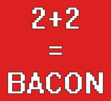Math Bacon by Vlux