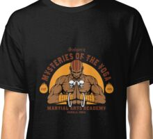 dhalsim martial academy Classic T-Shirt