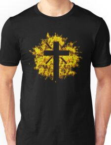 Jesus Christ Son of God Lord Crucifix Unisex T-Shirt