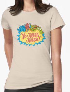 Yo, Jabba! Womens Fitted T-Shirt