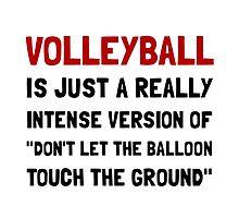 Volleyball Balloon by AmazingMart
