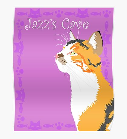 Jazz's Cave Poster