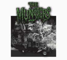 The Munsters Kids Clothes