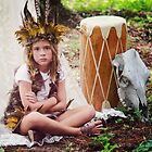Child Forest Portrait 4 by EmilyRoseMagic
