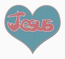 Love Jesus Christ Son of God Lord Kids Tee