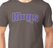 kings text Unisex T-Shirt