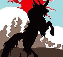 Shadow of the Kirin by Kayla Dibble