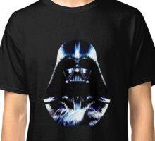 Dart Vader Star Wars Pixels Classic T-Shirt