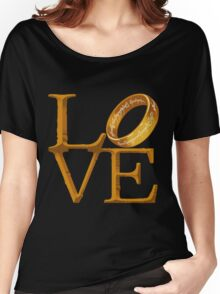 Love is Precious Women's Relaxed Fit T-Shirt
