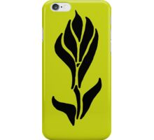 Crooked Wheat Flower iPhone Case/Skin