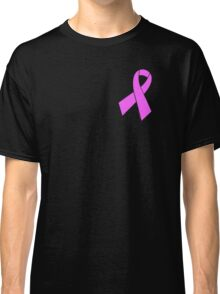 Breast Cancer Awareness Pink Ribbon  Classic T-Shirt