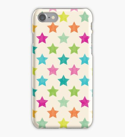 Colorful Star iPhone Case/Skin