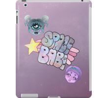 Space Babe iPad Case/Skin