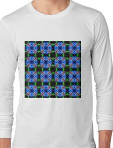 Abstract smoke art design Long Sleeve T-Shirt