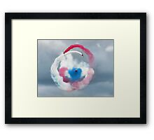 The Red Arrows - Head On  Framed Print