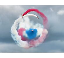 The Red Arrows - Head On  Photographic Print