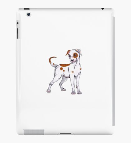 Pit Bull Puppy iPad Case/Skin