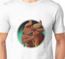 Dragonborn Cleric (Normal) Unisex T-Shirt