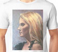 Portrait of Serena Unisex T-Shirt