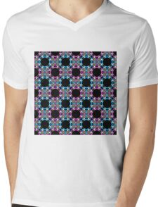 Inglis Pattern 122 Mens V-Neck T-Shirt