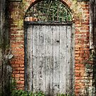 Old doorway by Dave Hare