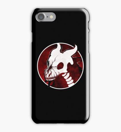 Dragonborn Cleric (Dead) iPhone Case/Skin