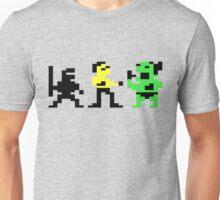 Bruce Lee Crew Posing Unisex T-Shirt