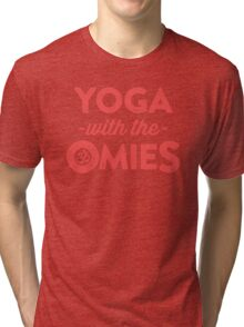 Yoga With The Omies Tri-blend T-Shirt