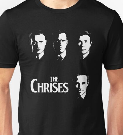 The Chrises Unisex T-Shirt