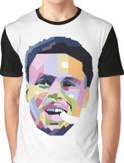 Steph Curry ART Graphic T-Shirt