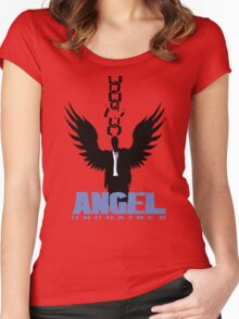 Angel Unchained Women's Fitted Scoop T-Shirt