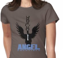Angel Unchained Womens Fitted T-Shirt