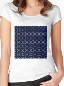 Inglis Pattern 186 Women's Fitted Scoop T-Shirt