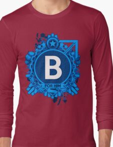 FOR HIM - B Long Sleeve T-Shirt