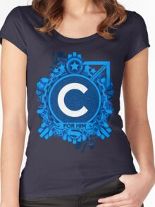 FOR HIM - C Women's Fitted Scoop T-Shirt
