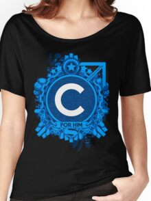 FOR HIM - C Women's Relaxed Fit T-Shirt