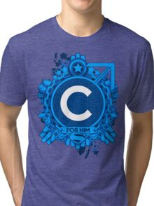FOR HIM - C Tri-blend T-Shirt