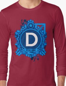 FOR HIM - D Long Sleeve T-Shirt