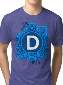 FOR HIM - D Tri-blend T-Shirt