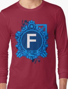 FOR HIM - F Long Sleeve T-Shirt