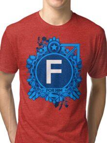 FOR HIM - F Tri-blend T-Shirt