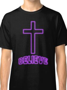 Jesus Christ Son of God Lord Believe Classic T-Shirt