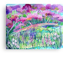 Spring is Sprung Canvas Print