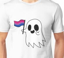 Bisexual Pride Ghost Unisex T-Shirt