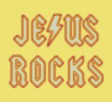Jesus Rocks Kids Clothes