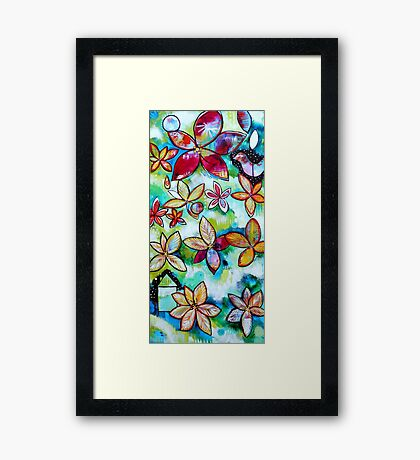 Good night; love you; see you in the morning. Framed Print